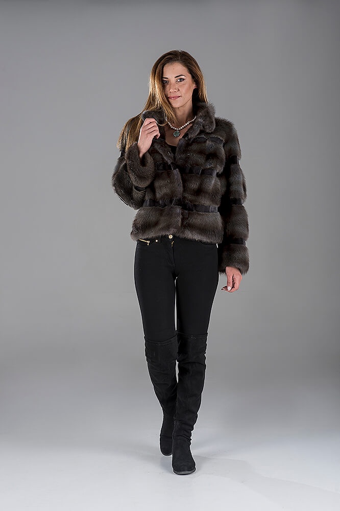 Full Skin Canadian Fitch Jacket