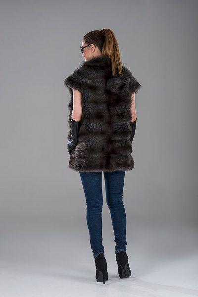 Full Skin Canadian Fitch Gillet(Vest)