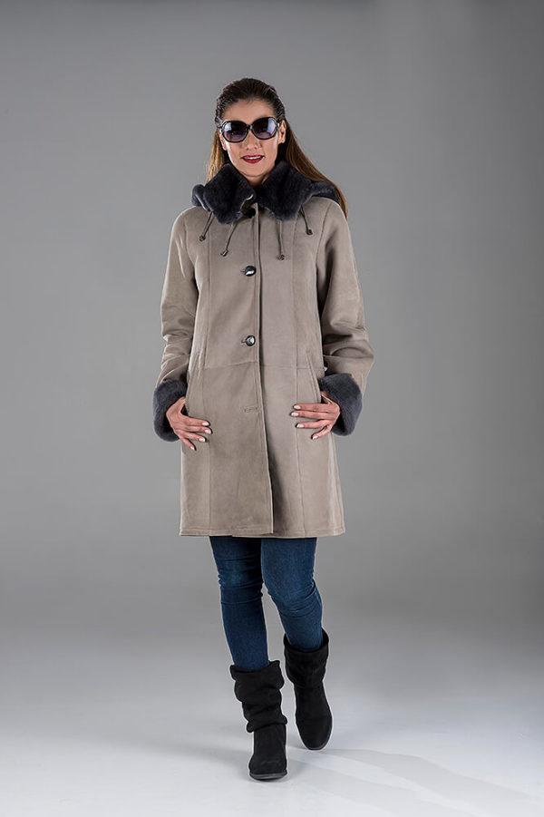 Sheepskin Jacket