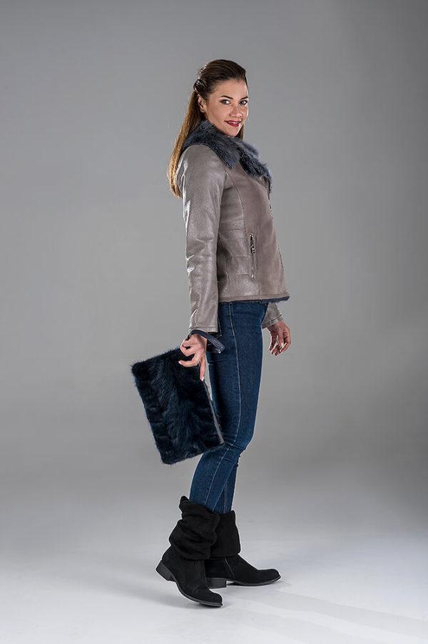 Sheepskin Battle Jacket